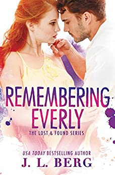 Remembering Everly (Lost & Found Book 2) by [Berg, J.L.]