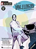 Classic Duke Ellington - Jazz Play along Volume 41 Cd/pkg, Duke Ellington, 0634083872