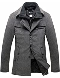 Mens Wool and Blend Coats | Amazon.com