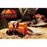 """Timberline Chainsaw Sharpener with 3/16"""" Carbide Cutter"""
