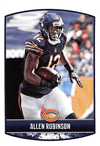 2018 Panini NFL Stickers Collection #287 Allen Robinson Chicago Bears Official Football Sticker