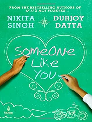 book cover of Someone Like You