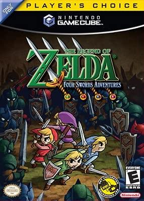 Legend of Zelda: Four Swords / Game [Importación Inglesa ...