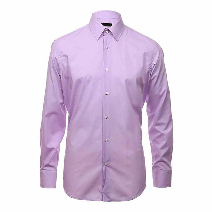 Unbekannt - Camisa - para niño Morado Lila: Amazon.es: Ropa y ...