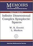 Infinite Dimensional Complex Symplectic Spaces, W. N. Everitt and L. Markus, 0821835459