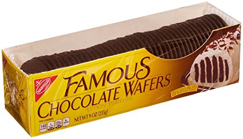 (Nabisco Famous Wafers - Chocolate - 9.00 Ounces)