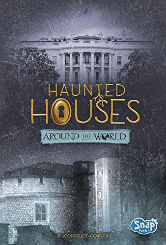 Haunted Houses Around the World (It's Haunted!) (Haunted Houses Ideas)
