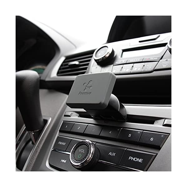 Koomus Pro CD M Universal CD Slot Magnetic Cradle Less Smartphone Car Mount Holder For All IPhone And Android Devices