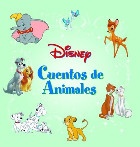 Cuentos de animales: Disney's Animal Stories, Spanish-Language Edition (Tesoros de Disney) (Spanish Edition) by Brand: Silver Dolphin en Espanol