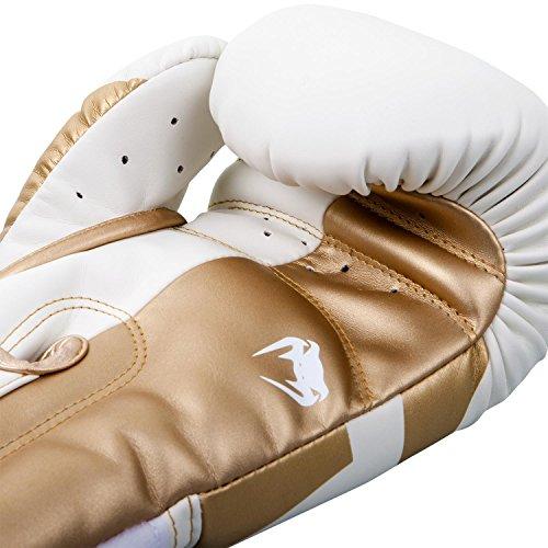 Boxe Or Elite Venum Blanc Gants De ftn4q