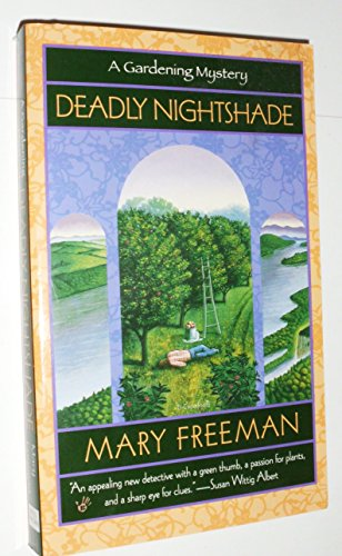 Deadly Nightshade (Gardening Mystery)