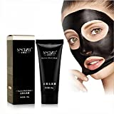 #10: Blackhead Remover, Tearing Style Deep Cleansing Purifying Peel Off the Black Head, Acne Treatment, Black Mud Face Mask