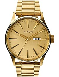 Mens Sentry Watch One Size Gold