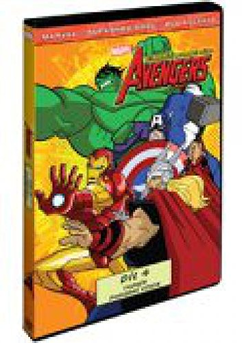 The Avengers: Nejmocnejsi hrdinove sveta 4 (The Avengers: Earth`s Mightiest Heroes 4)