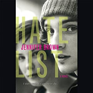 Hate List Audiobook