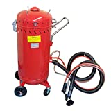 28 Gallon Sand Blaster with VACUUM SandBlaster