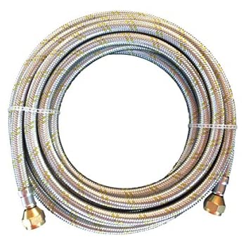 Amazon Com Propane Natural Gas Line 10ft Stainless