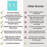 ENVIX Dishwasher Magnet Clean Dirty Sign - Magnet
