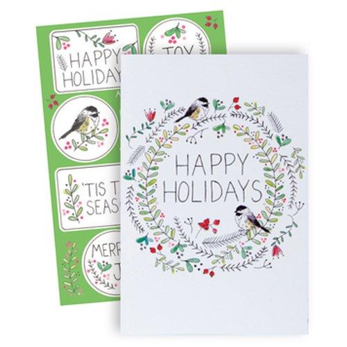 Amazon.com | The Gift Wrap Company Boxed Holiday Cards, Medium ...