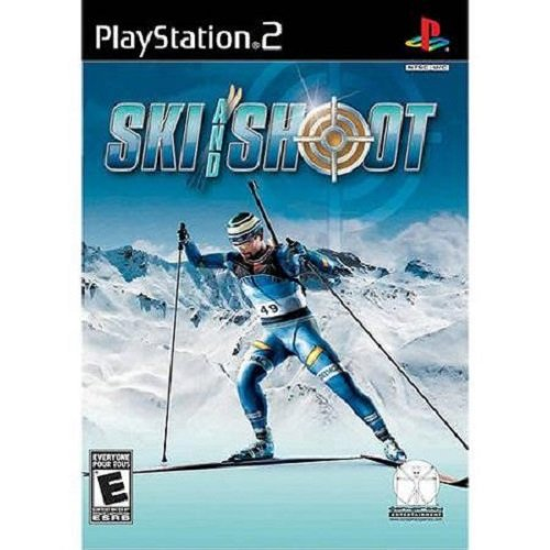 Conspiracy Ski and Shoot – Playstation 2 Video Game