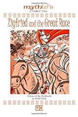 Zigfried and the Great Race Paperback
