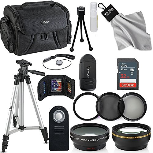 Professional Accessory Bundle Cameras Accessories