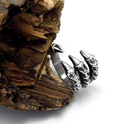 Fansing costume jewelry christmas gift stainless steel for Dragon gifts for men