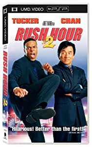Rush Hour 2 [UMD for PSP]