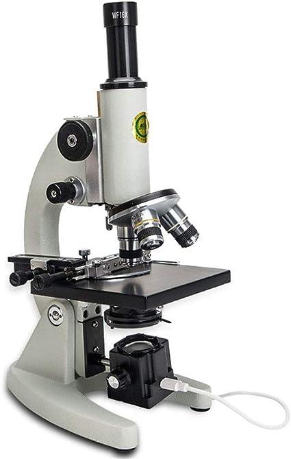 ZzheHou Microscopio Experimento de Alta definición de Alta ...