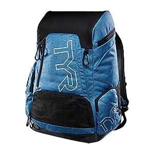 TYR Alliance 45L Backpack Heather Print, Blue Pink, NA