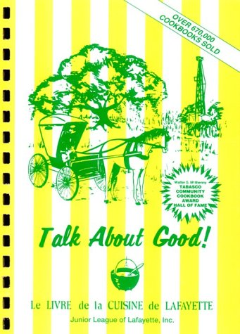 Talk About Good Cookbook cover
