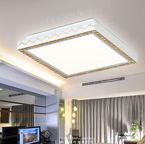 La moda minimalista moderno LED lámpara de techo con el ...