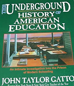 The Underground History of American Education