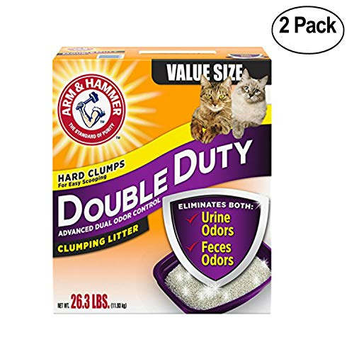 Arm & Hammer Double Duty Litter – Pack Of 2