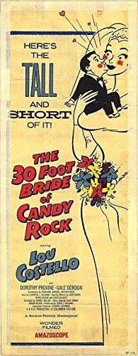 30 Foot Bride Of Candy Rock - Authentic Original 14