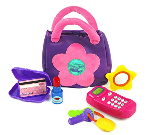 Presents to get 1 year old girls. Kidoozie My First Purse