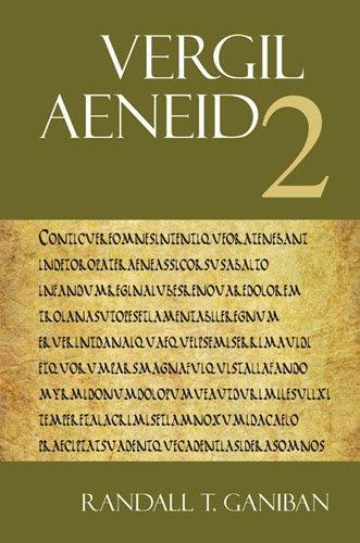 Vergil: Aeneid 2 (Latin and English Edition)