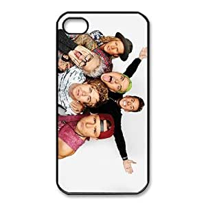 iphone4 4s Phone Case Black Busted ZGC427134