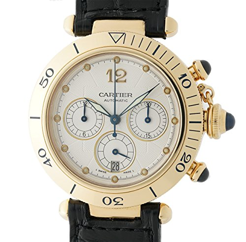 Cartier Pasha 38mm automatic-self-wind mens Watch W3014051 (Certified Pre-owned)