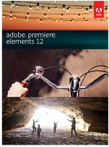Adobe Premiere Elements 12 [Download] [OLD VERSION]