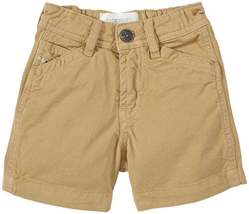 Diesel Baby Boys' Colored Gabardine Shorts (Baby) - Khaki - 6 Months