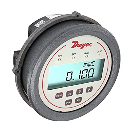 Amazon.com: Dwyer® digihelic Digital Presión Diferencial ...