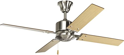 Progress Lighting P2531-09 North Park 52-Inch Ceiling Fan