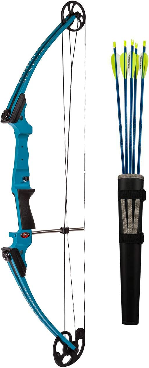 Genesis Original Bow Kit - Teal - Left Handed