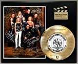 #3: BUFFY THE VAMPIRE SLAYER LIMITED EDITION SIGNATURE & LASER ETCHED TV SERIES DISPLAY