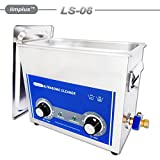 Limplus 6.5l 180W Laboratory Use Ultrasonic Cleaner with Mechanical Timer and Heater