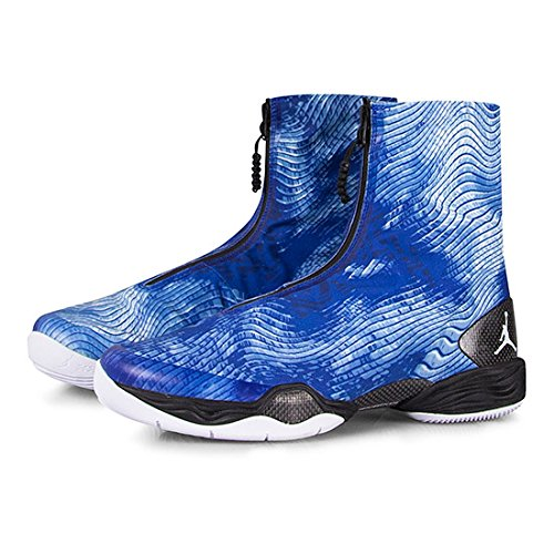 huge discount eb722 9e909 Jordan Nike Air XX8 Blue Camo Mens Basketball Shoes 584832-401 Photo Blue  13 M
