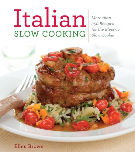 Slow Cooker Cider (Italian Slow Cooking)