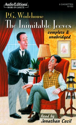 The Inimitable Jeeves P G Wodehouse