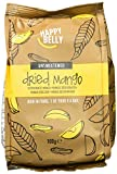 Amazon Brand - Happy Belly Dried Mango, 7x100 g